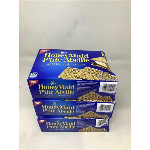 Honey Maid Wafers (3 X 400G)