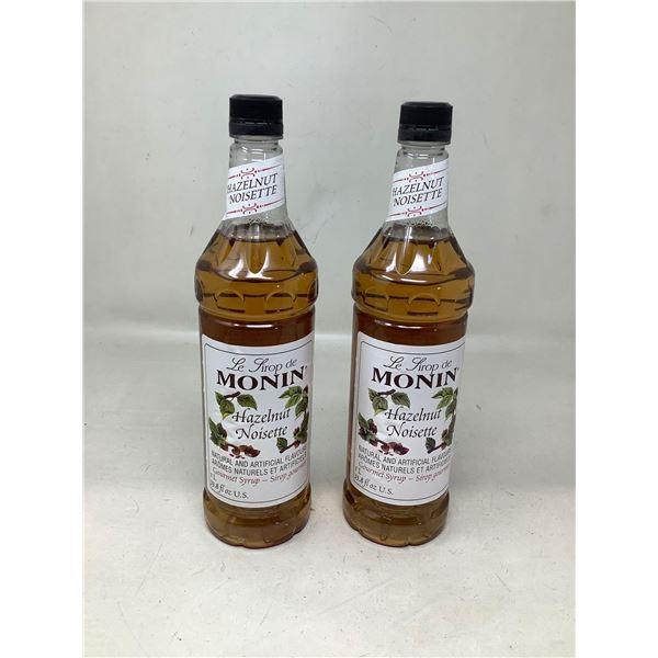 Hazelnut Syrup (2 X 1L)