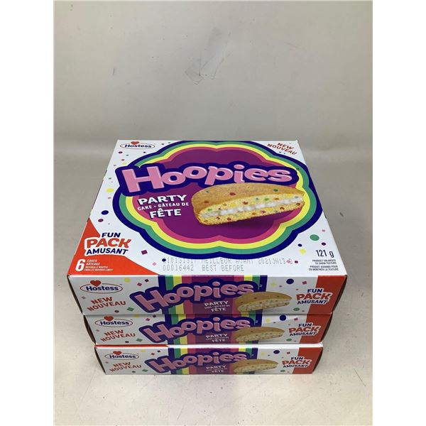 Hoopies Party Cake (3 X 6 Cakes)