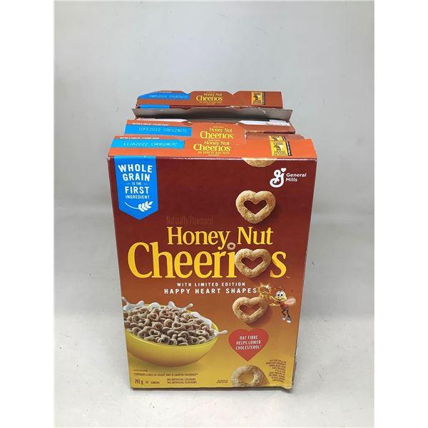Honey Nut Cheerios (4 X 292G)
