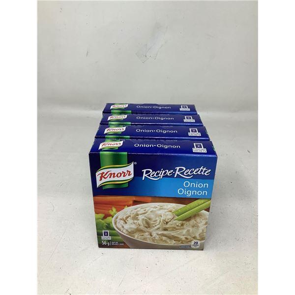 Knorr Onion Soup Mix (4 X 56G)