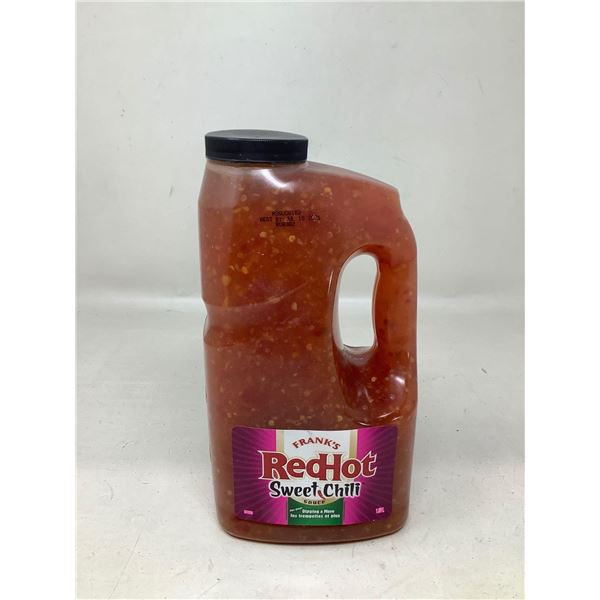 Franks Red Hot Sweet Chili Sauce (1.89L)
