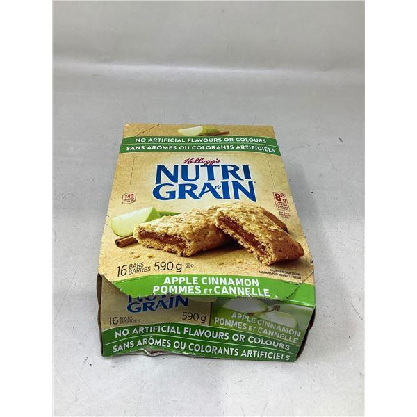 Kellogg's Nutri-Grain Bar Apple Cinnamon