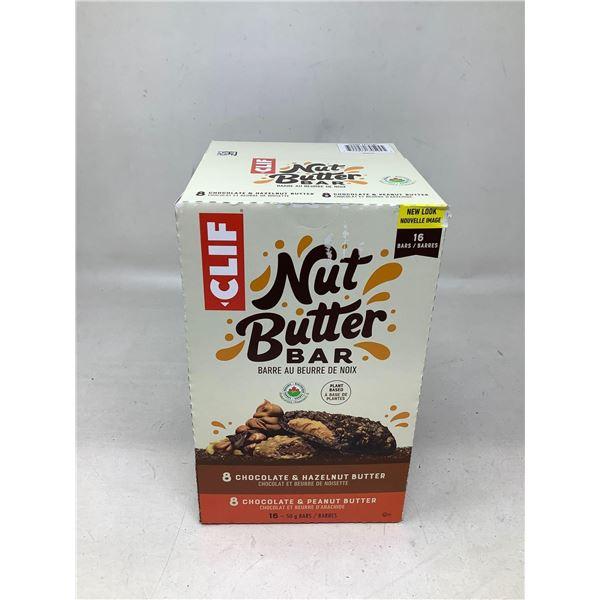 Clif Nut Butter Bars (16 X 50G)