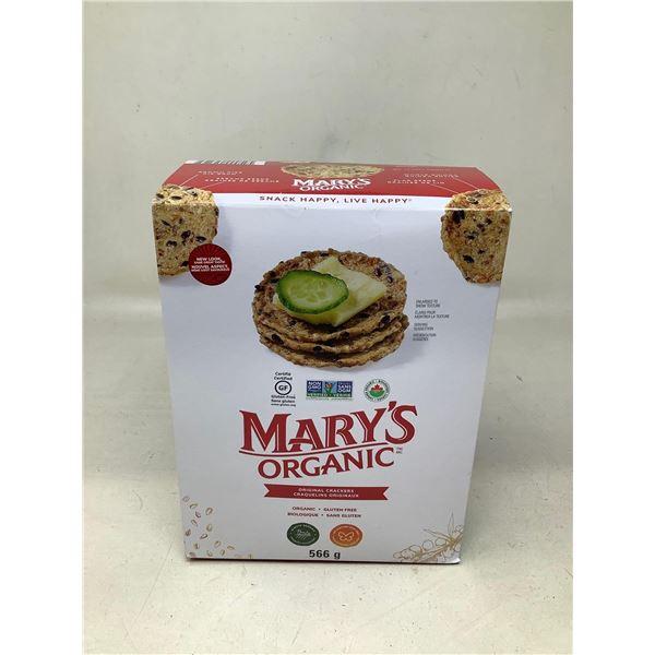 Mary's Organic Original Crackers (566G)