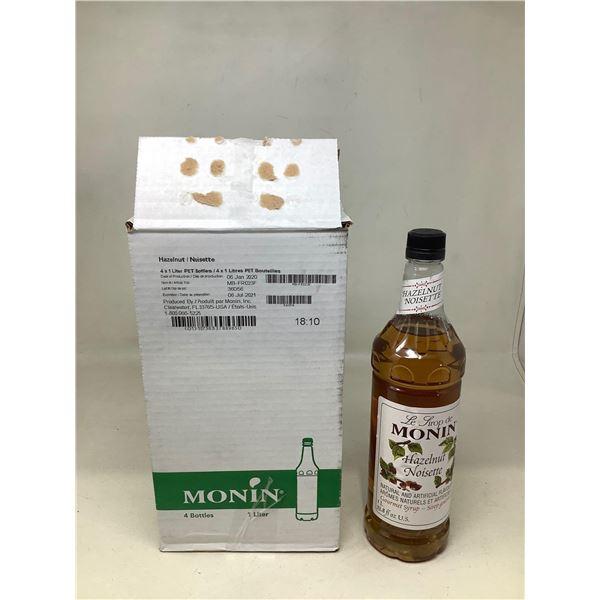 Gourmet Hazelnut Syrup (4 X 1L)