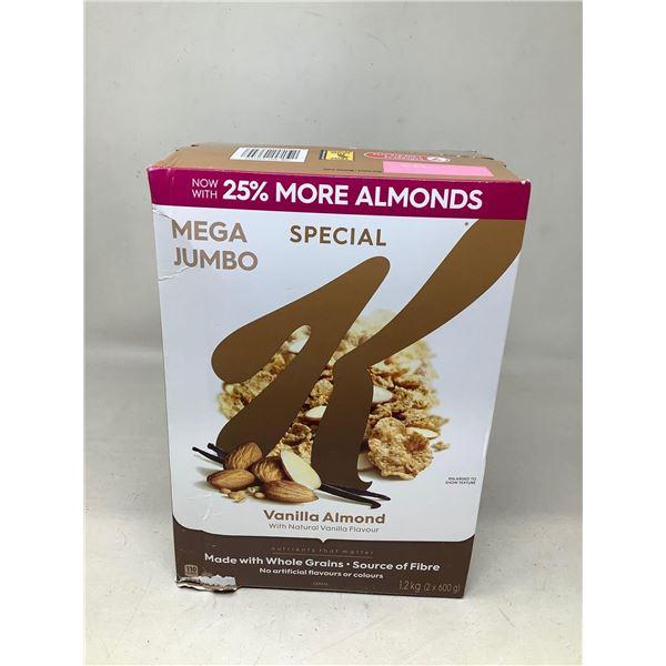 Special K Mega Jumbo Vanilla Almond (1.2KG)