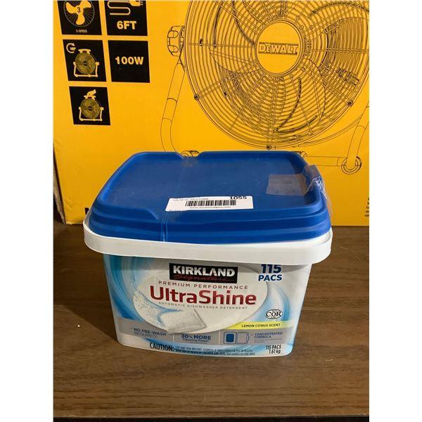 Kirkland Automatic Dishwasher Detergent (1.61kg)