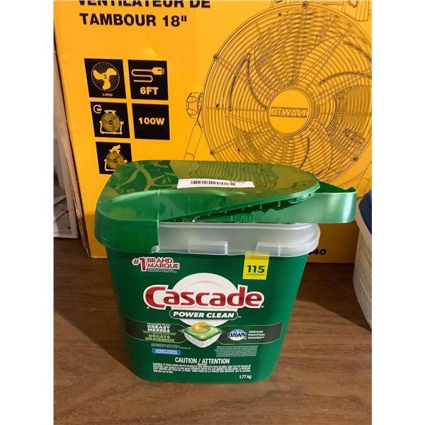 Cascade Power Clean Dishwasher Detergent (1.77kg)