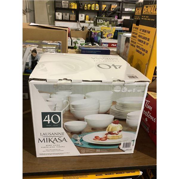 Mikasa Lausanne Dinnerware Set