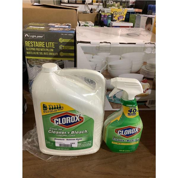 Clorox Clean-Up Cleaner Plus Bleach 2-Pack