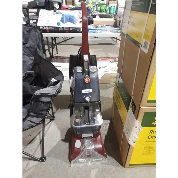Hoover Power Scrub DeluxeCarpet Cleaner