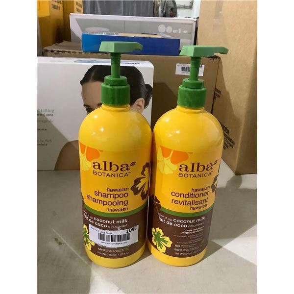 Alba BotanicaHawaiian Shampoo and Conditioner Set