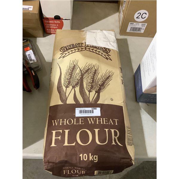 Great Plains Whole Wheat Flour (10kg)