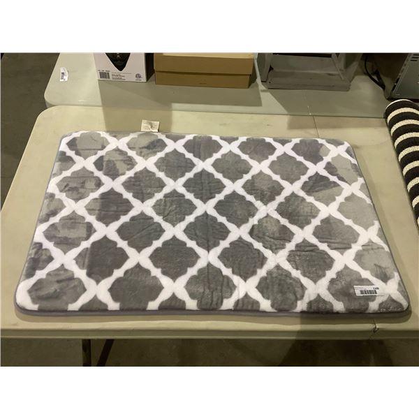 InnocorMemory Foam Bath Mat