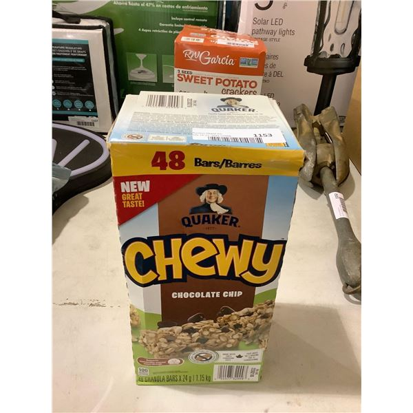 Quaker Chewy Chocolate Chip Granola Bars (1.15kg)