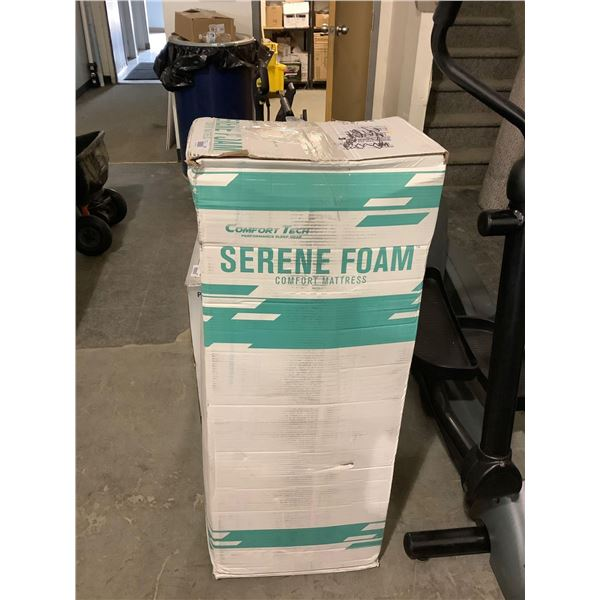 Comfort Tech Serene Firm Foam Queen Size Mattress