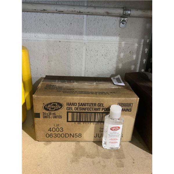 Case of Life Buoy Hand Sanitizer Gel (24 x 59mL)