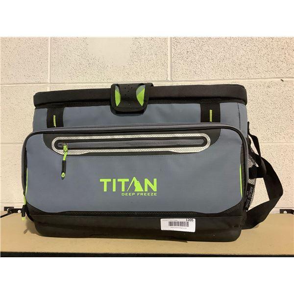Titan Deep Freeze Cooler
