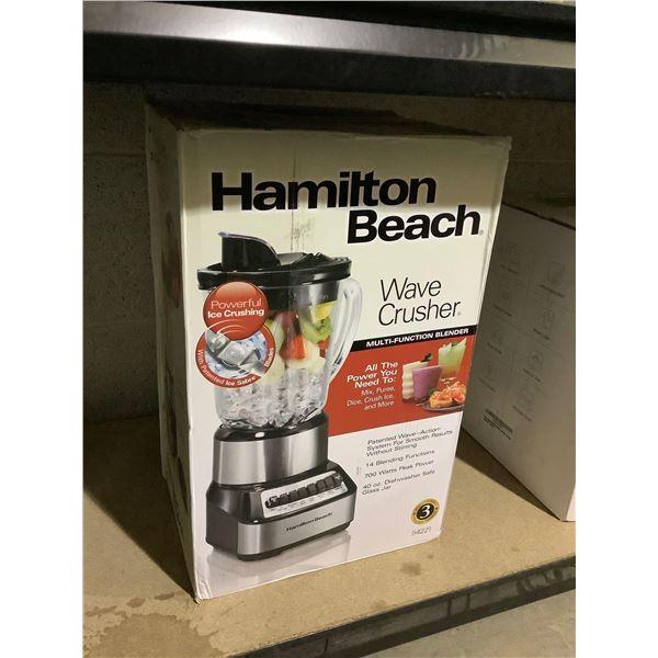 Hamilton Beach Wave Crusher Multi-Function Blender
