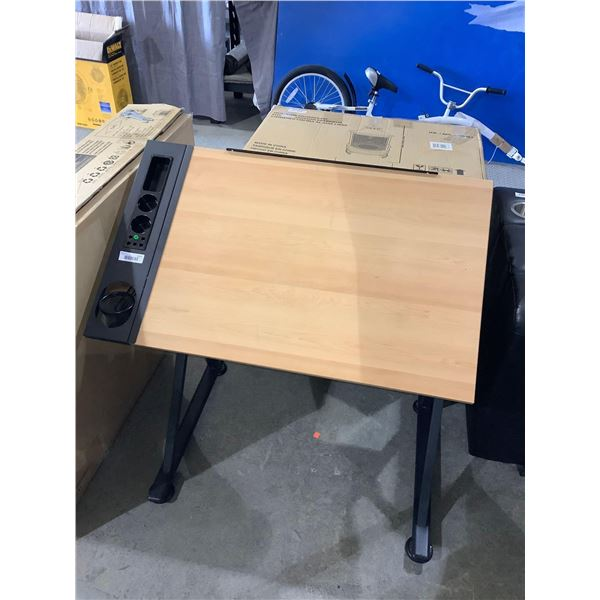 Adjustable Height Activity Desk