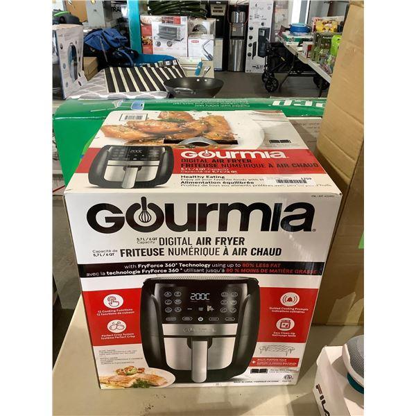 Gourmia5.7L Digital Air Fryer