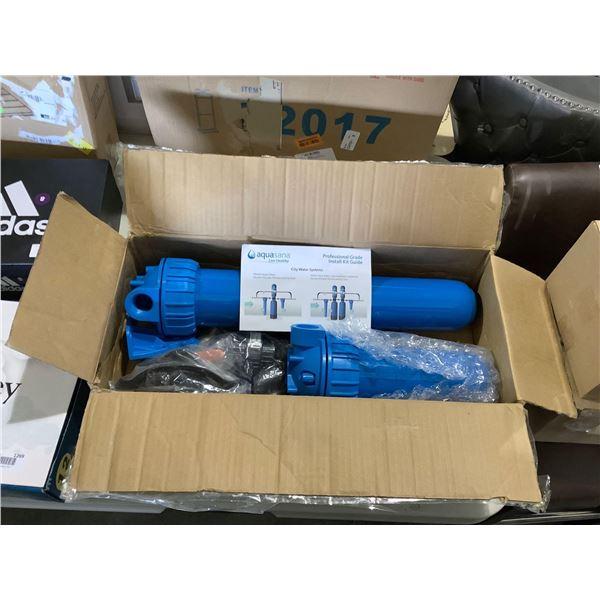 Aquasana Professional Grade Water System Install Kit