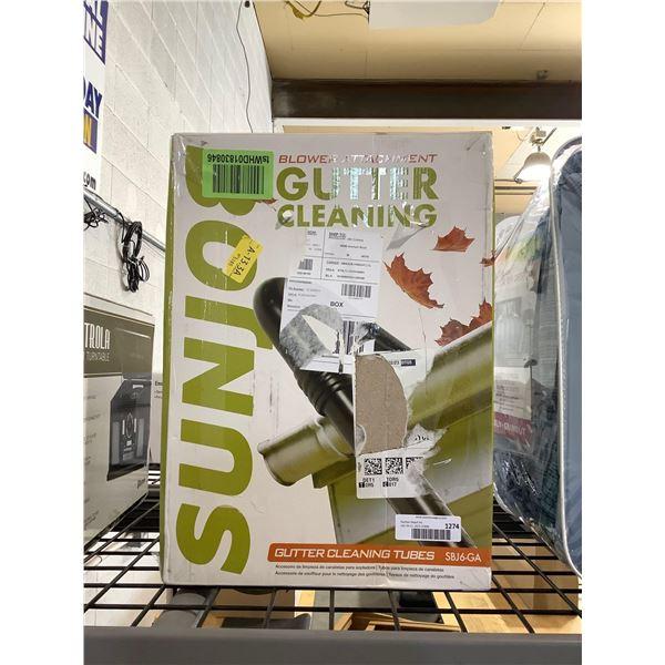 SunJoeGutter Cleaning Blower Attachment