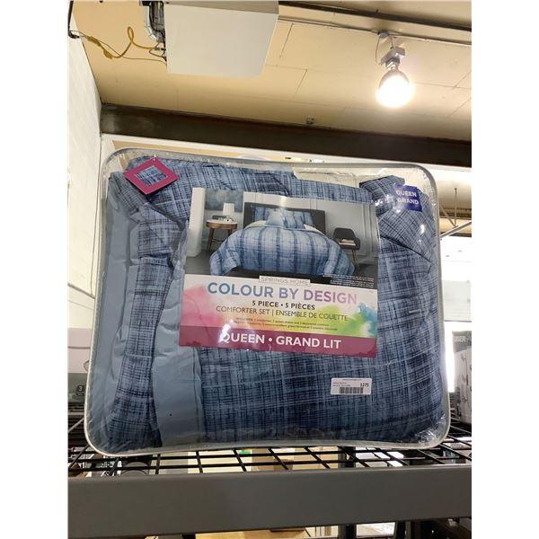 Springs Home Queen Size Comforter Set