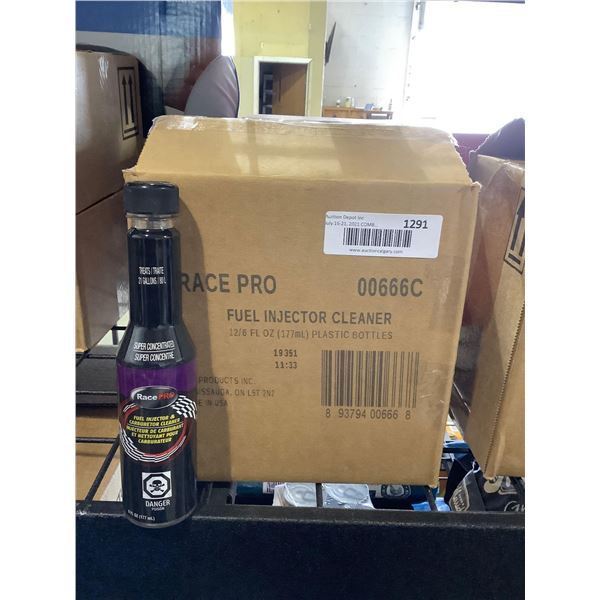 Case of Race Pro Fuel Injector and Carburetor Cleaner (12 x 177mL)