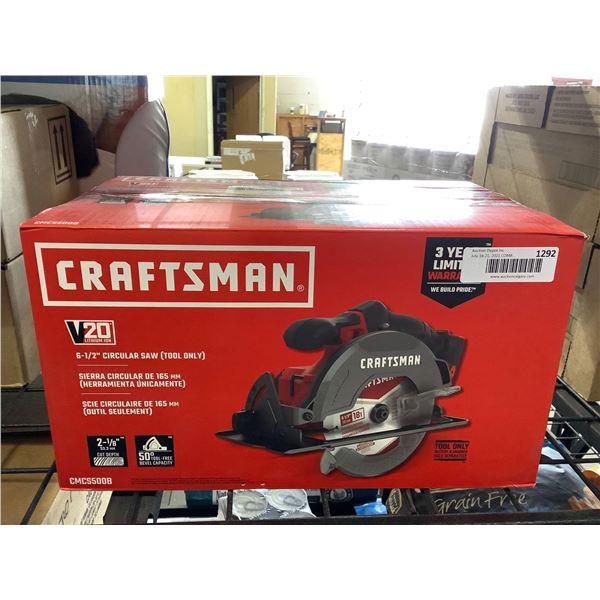 Craftsman 6-1/2in Circular Saw