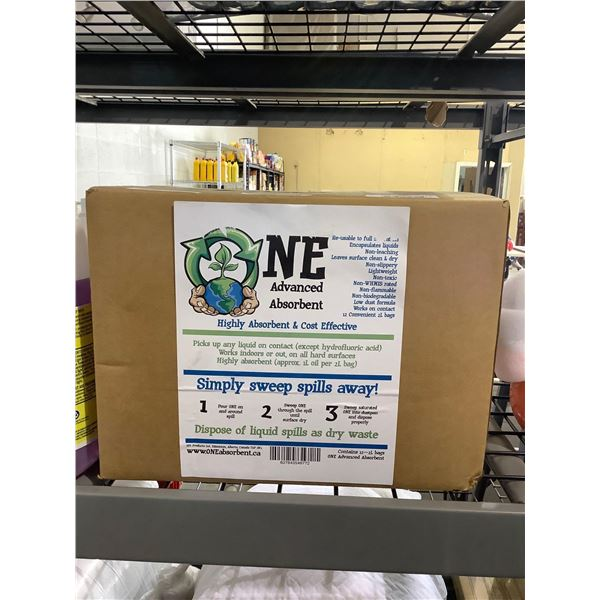 Case of One Advanced Absorbent (12 x 2L)