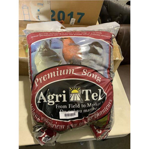 Agri-Tel Wild Bird Food - Premium Songbird Mix (~Approx 15kg)