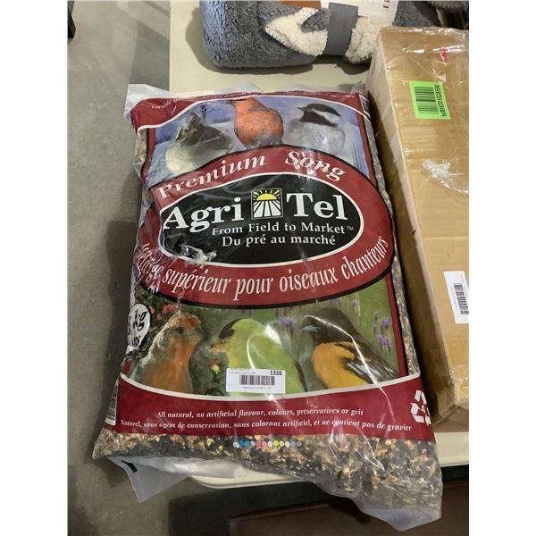 Agri-Tel Wild Bird Food - Premium Songbird Mix (15kg)
