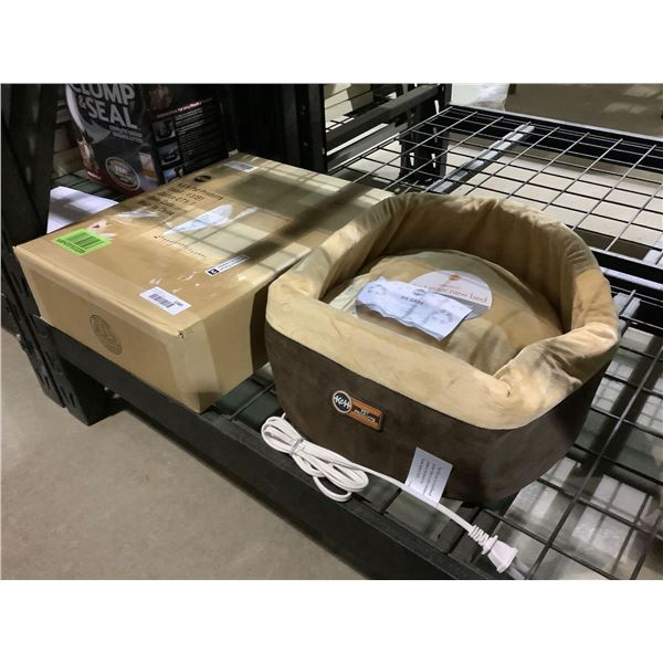 K&H Pet Products Heated Small Pet Bed