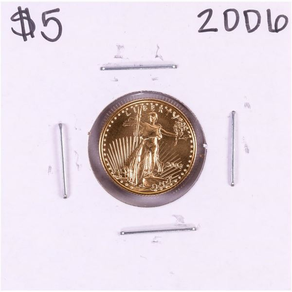 2006 $5 American Gold Eagle Coin