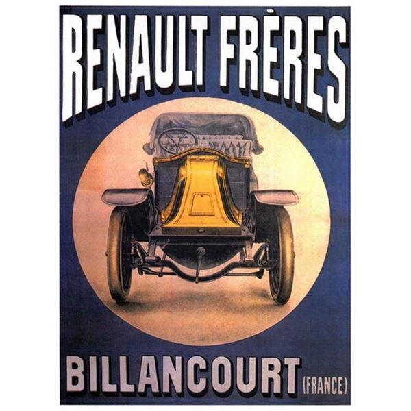 Renault Freres Billancourt (France)