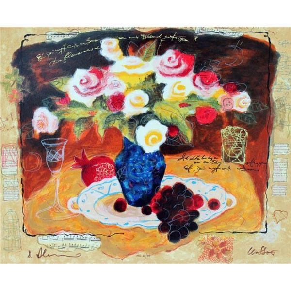 Alexander & Wissotzky Yellow Bouquet