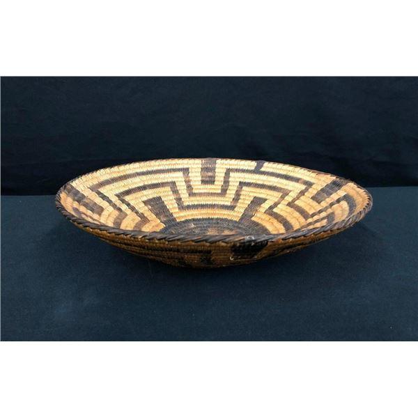 Vintage Pima Basketry Tray