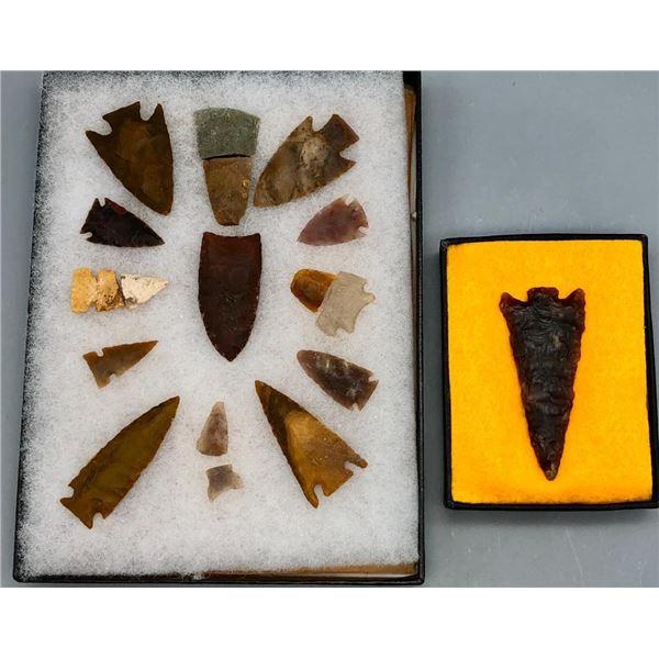 Miscellaneous Prehistoric Arrowheads
