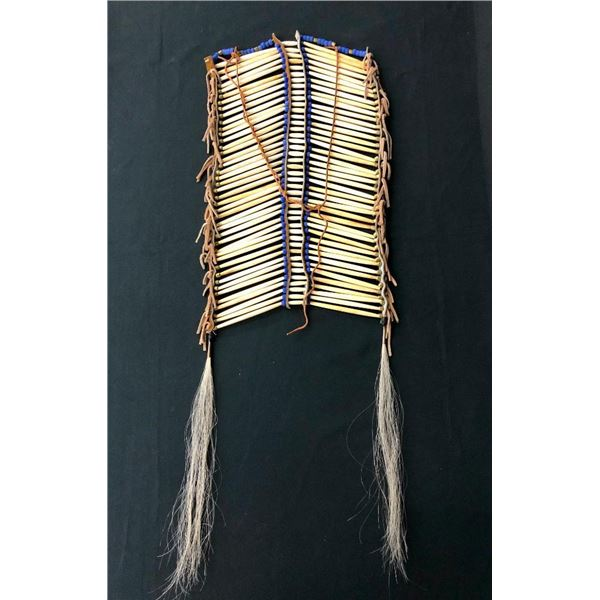 Plains Hairpipe Bone Breastplate