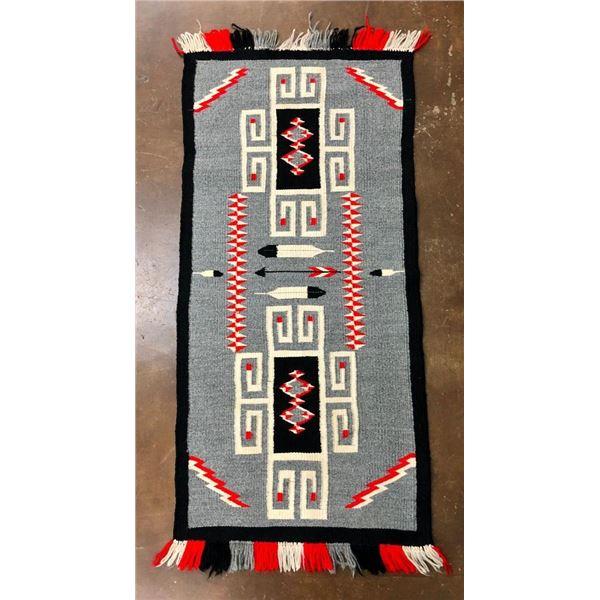 Fine Vintage Navajo Pictorial Weaving