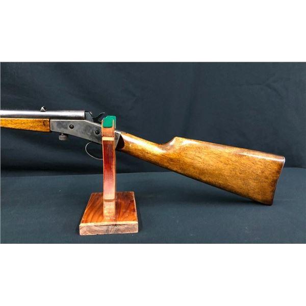 .22 Caliber Stevens Little Scout Falling Block Rifle