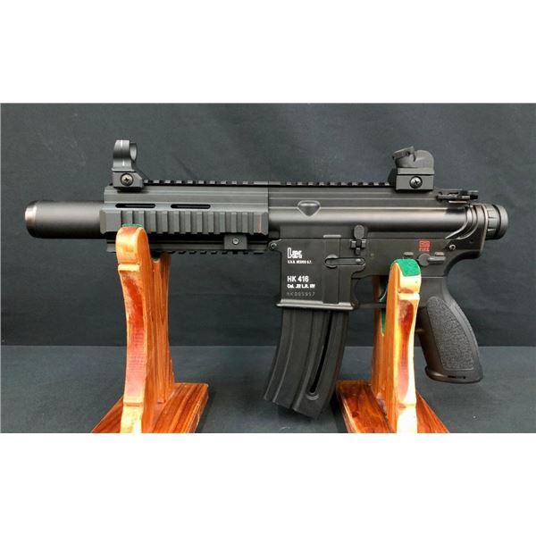 Like New HK416 .22 Caliber Semi-Auto Pistol