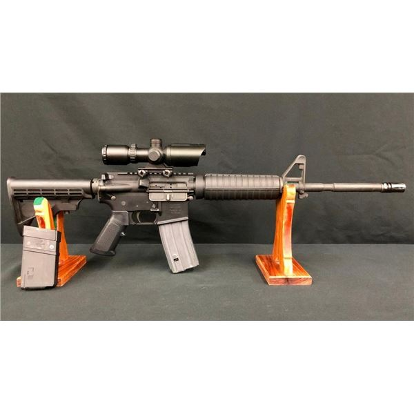 Retired Government Service AR with Scope