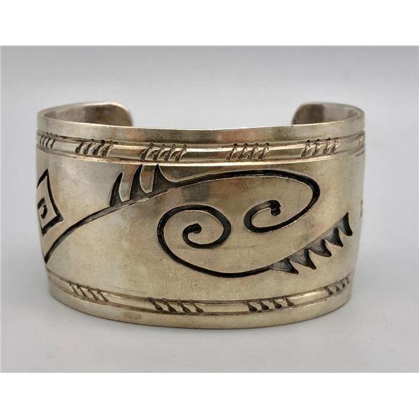 Sterling Silver Overlay Bracelet