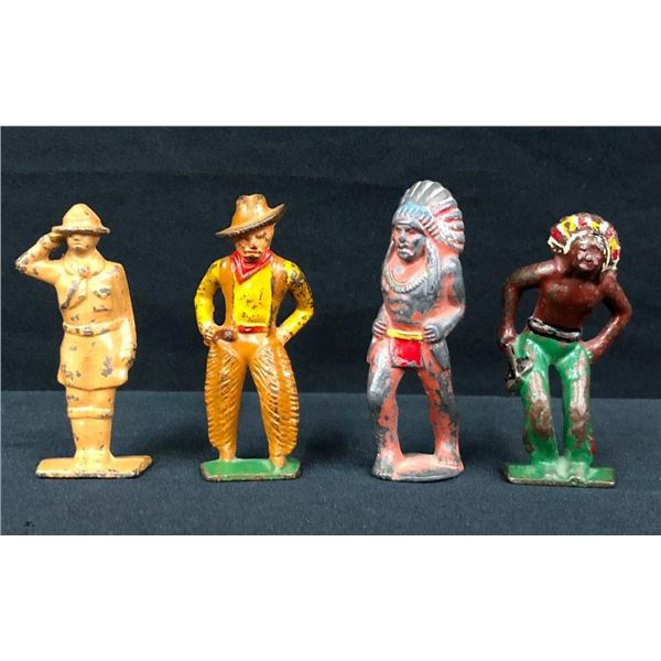 Group of 1940s Collectible Toy Figures