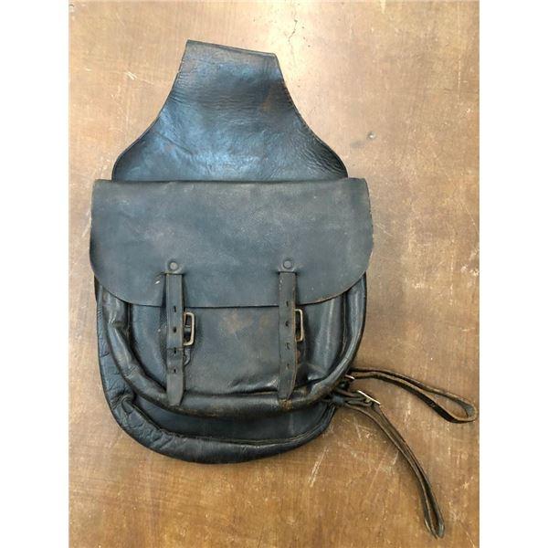 Old Bona Allen Marked Saddle Bags