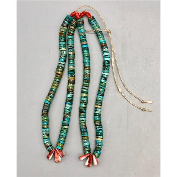Great Pair of Turquoise Joclas
