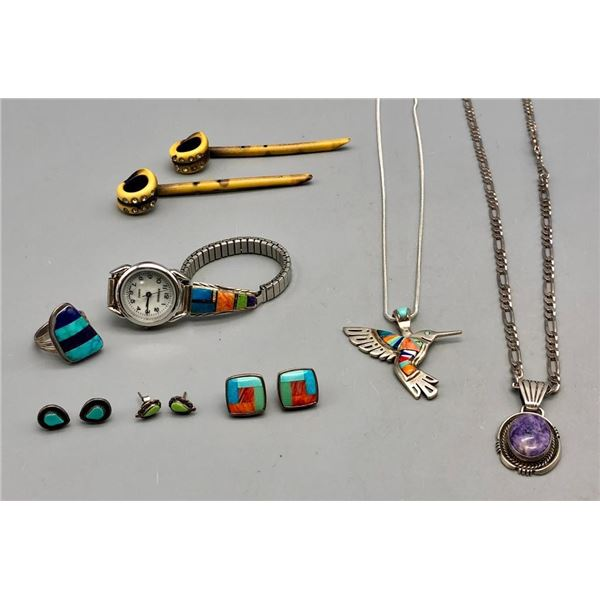 Group of Miscellaneous Contemporary Jewelry